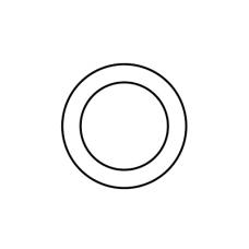 Прокладка O-Ring кофеварки 5х6х2mm DeLonghi