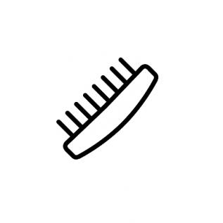 PA1020 Щётка бритвы эпилятора DeLonghi RASOIO810 (0183103001)